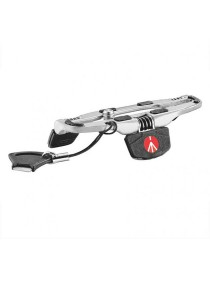 Manfrotto MP1-C02 Small Pocket Support Silver Grey