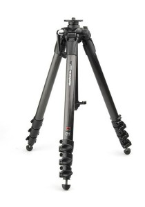 Manfrotto MT057C4-G Carbon Fiber Tripod 4 Section with Gear