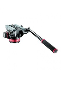 Manfrotto Pro Video Head Flat Base M Size
