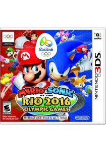 [3DS] Mario & Sonic at the Rio 2016 Olympic Games (US)