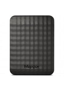 Maxtor M3 Portable External Hard Drive 1TB Black