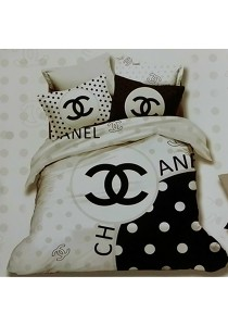 Big Theme 4 Pcs Cotton Bedding Set (4 Pcs C CH)