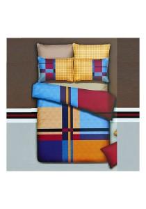 Big Theme 4 Pcs Cotton Bedding Set (4 Pcs C FC)
