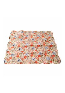 Maylee Cotton Patchwork Baby Quilted (BQ 8885-orange)