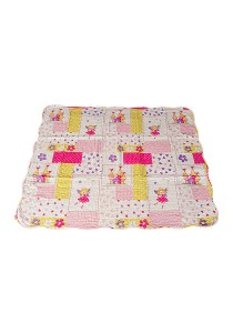 Maylee Cotton Patchwork Baby Quilted (BQ Angle)