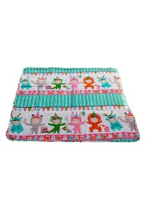 Maylee Cotton Patchwork Baby Quilted (BQ Party)