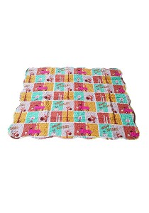 Maylee Cotton Patchwork Baby Quilted (BQ safari)