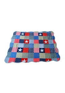 Maylee Cotton Patchwork Baby Quilted (BQ Star)