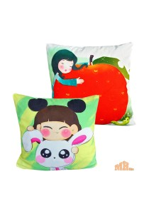 Maylee High Quality Printed Girl Pillow Cases