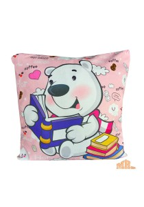 Maylee High Quality Printed Smart Bear Pillow Cases