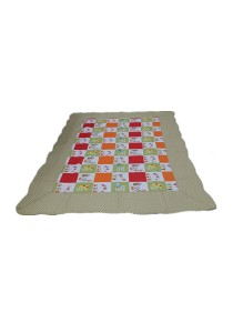 Maylee Patchwork Cotton Carpet (Ct House)