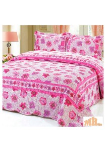 Maylee He88112 Cadar Patchwork Cotton Set of 3