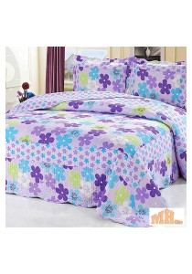 Maylee He88119 Cadar Patchwork Cotton Set of 3