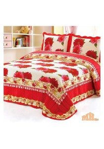 Maylee He88138 Cadar Patchwork Cotton Set of 3