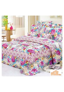 Maylee He88156 Cadar Patchwork Cotton Set of 3