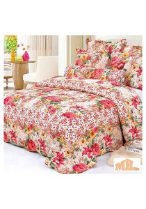 Maylee He88157 Cadar Patchwork Cotton Set of 3
