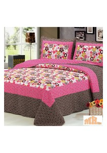 Maylee He8842 Cadar Patchwork Cotton Set of 3