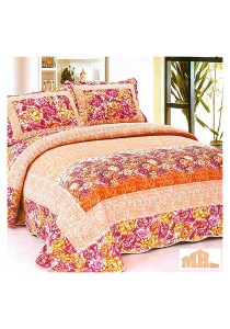 Maylee He8867 Cadar Patchwork Cotton Set of 3