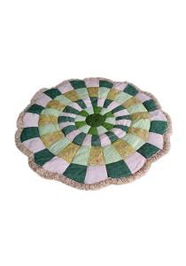 Maylee Rd(G) Korean Style Patchwork Carpet