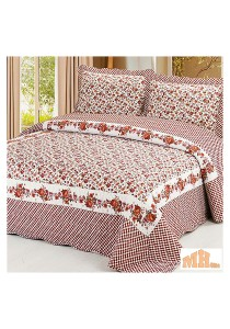Maylee Mzr117 Cadar Patchwork Cotton Set of 3