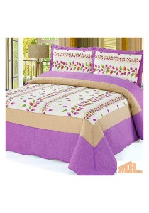 Maylee Mzr138 Cadar Patchwork Cotton Set of 3