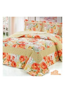 Maylee Mzr143(O) Cadar Patchwork Cotton Set of 3