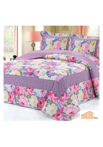 Maylee Mzr143(P) Cadar Patchwork Cotton Set of 3