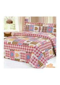 Maylee MZR161 Cadar Patchwork Cotton Set of 3