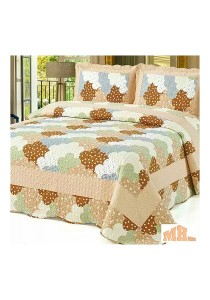 Maylee Mzr164 Cadar Patchwork Set of 3
