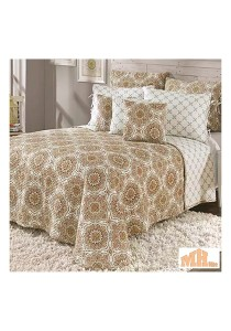 Maylee Xy111 Cadar Patchwork Set of 3