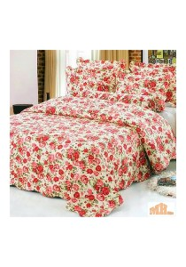 Maylee Yh8012 Cadar Patchwork Roses Set of 6
