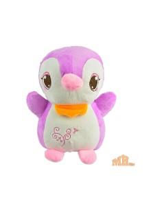 Maylee Cute Plush Penguin 25cm (Purple)