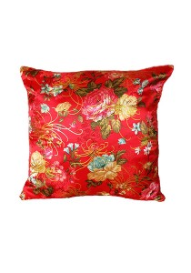Maylee Pillow Case with Pillow (CNY-Red)