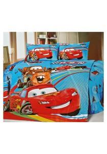 Cartoon Themed Single Sized Bedding Set of 3 (CR)