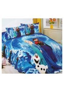 Cartoon Themed Single Sized Bedding Set of 3 (FR)