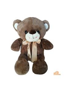 Maylee Sweet Big Plush Teddy Bear Coffee 60cm