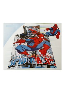 Cartoon Themed Single Sized Bedding Set of 3 (SM)