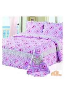 Maylee Sj118 (P) Cadar Patchwork Cotton Set of 3
