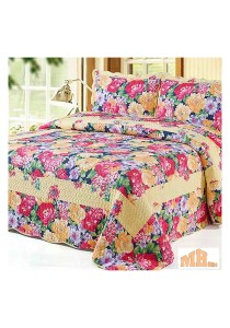 Maylee Sj119 Cadar Patchwork Cotton Set of 3