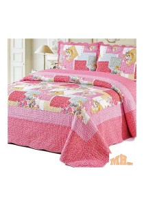 Maylee Sj120 Cadar Patchwork Cotton Set of 3