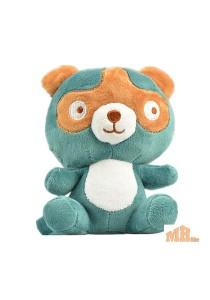 Maylee Cute Plush Squirrel 18cm Green