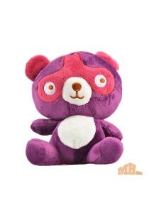 Maylee Cute Plush Squirrel 18cm Purple