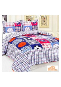 Maylee Wt1732 Cadar Patchwork Cotton Set of 3