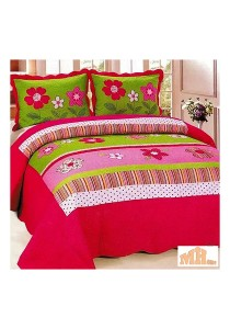 Maylee Wt1743 Cadar Patchwork Cotton Set of 3