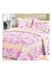 Maylee Yh8027 Cadar Patchwork Cotton Set of 3