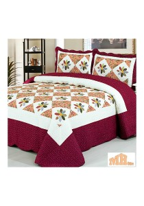 Maylee Yh8031(R) Cadar Patchwork Cotton Set of 3