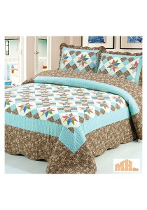 Maylee Yh8053 Cadar Patchwork Cotton Set of 3