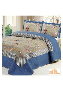 Maylee Yh8076 Cadar Patchwork Cotton Set of 3