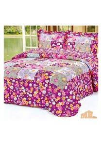 Maylee Yh8105 Cadar Patchwork Cotton Set of 3