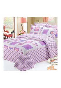 Maylee Yh8141 Cadar Patchwork Cotton Set of 3